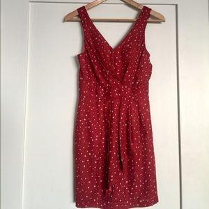 Adorable BCBG Red Dress
