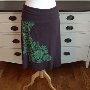 Life Is Good Dresses & Skirts - NWOT Life is Good beautiful fold over skirt