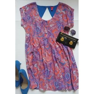 Chelsea & Violet Dresses & Skirts - 🆕Dillard's Paisley Print Dress