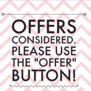 🌸🌸ALL REASONABLE OFFERS CONSIDERED 🌸🌸