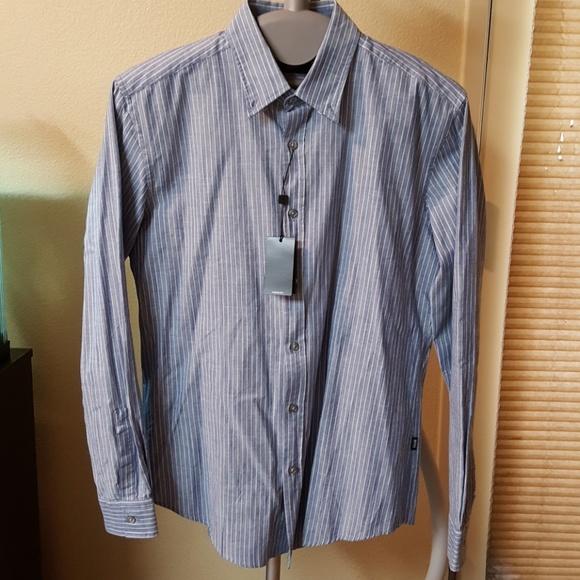 74 off hugo boss other hugo boss dress shirt size l for Hugo boss dress shirt review