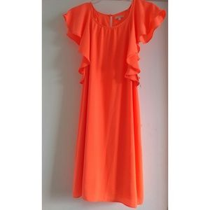Giani Bernini Dresses & Skirts - 🆕Dillard's Orange Wing Sleeve Dress