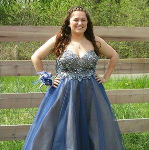 Terani Couture Dresses & Skirts - Terani Couture Prom Dress