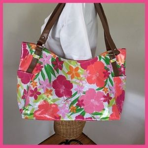 Handbags - Vinyl Summer Bag