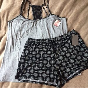 Daisy Fuentes Other - NWT, Daisy Fuentes Tank and Boxer PJ Set Size 2X
