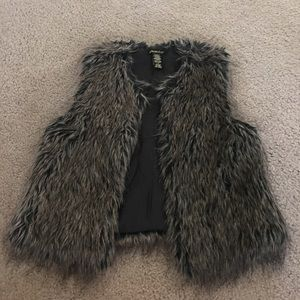 Urban Vibe Jackets & Blazers - Faux Fur Vest