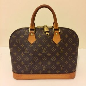 Louis Vuitton Handbags - Louis Vuitton Alma PM