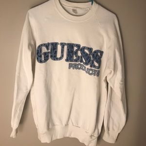 Sweaters - Vintage guess sweater