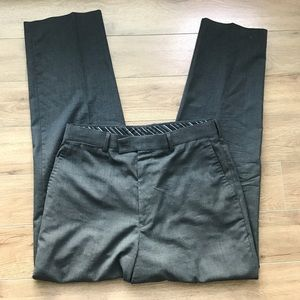 louis raphael Other - Louis Raphael dress pants wool 32x32 charcoal