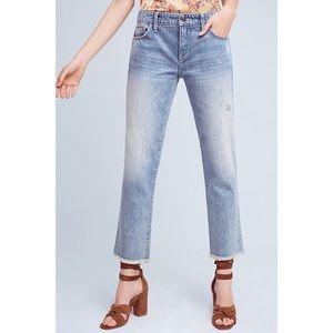 Anthropologie Boyfriend Jeans NWT.