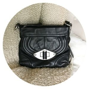 b. makowsky Handbags - B Makowsy Leather Crossbody