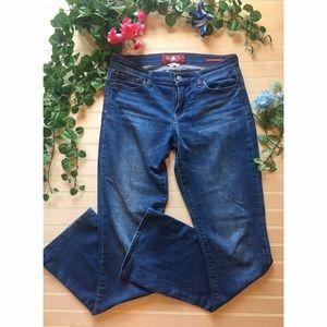 Lucky Brand Denim - Lucky Brand Jeans - Sofia Boot - 8 Long