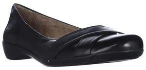 Naturalizer Shoes - Natralizer Black Nariko Flats