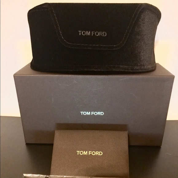 1717c14f618b BRAND NEW TOM FORD SUNGLASS CASE!