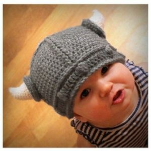 Other - Host Pick 6/22 Baby kids viking horns hat BOUTIQUE