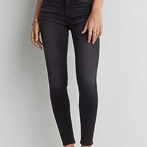 American Eagle Outfitters Denim - American Eagle Jeggings 😎 Black, Great Condition!