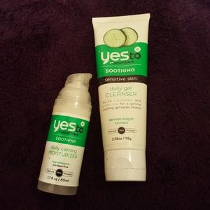 yes Other - Yes to cucumber soothing sensitive skin bundle