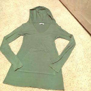 Michael stars hoodie top