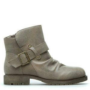 Shoe Dazzle Shoes - Brand New Shoe Dazzle Boots in Taupe