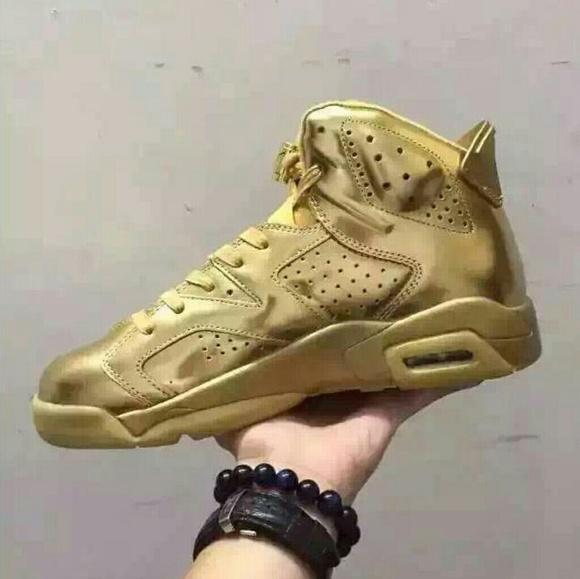 Real Air Jordan 7 Gold Front - Notary Chamber 8d0574b35