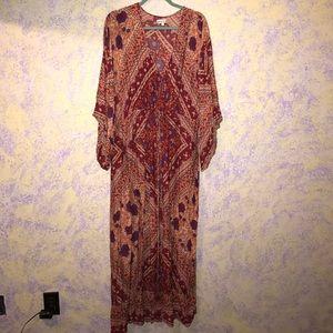Arnhem Dresses & Skirts - Arnhem kimono size large!!