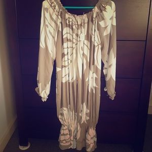 Dresses & Skirts - Hawaiian print blouse/dress