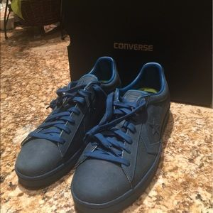 Converse Other - Converse Leather Men's tennis shoes