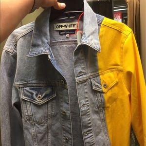 Off-White Other - Off-White x Levi's Jacket *LIMITED TIME ONLY*