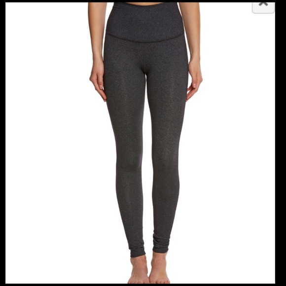 Beyond Yoga Gray Yoga Pants