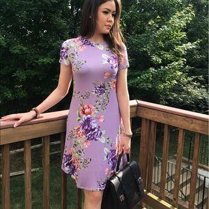 ❗️CLOSING SALE❗️Floral Print Midi Dress