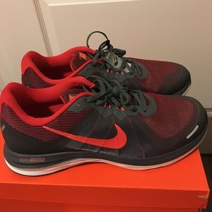d27a2c45b34903 Nike Shoes - Nike Dual Fusion X2 Mens Running Shoes