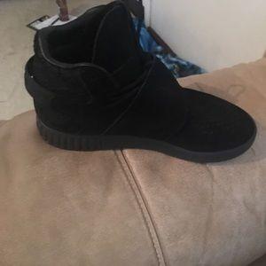 Adidas Tubular Strap Shoes