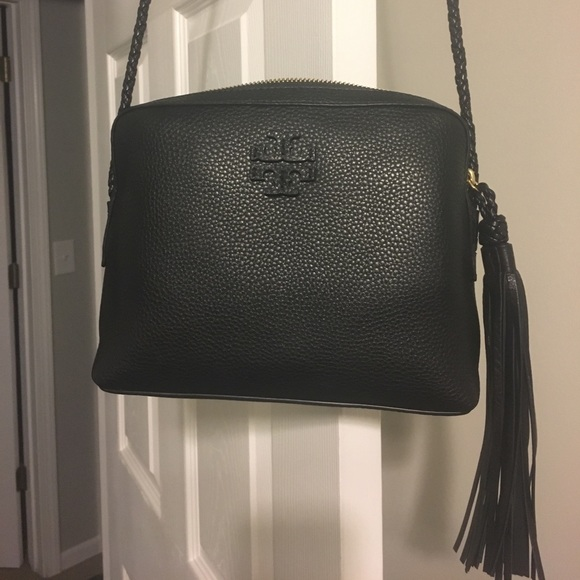 083f1263d69d8 Brand new Tory Burch Taylor Camera bag in black. M 5945189feaf030a6a0064879