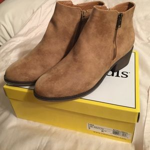 Seven Dials Shoes - Seven Dials Ankle Boots -Size 9 M BNWT