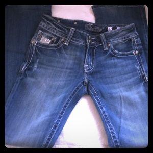 Miss Me Jeans Size 27