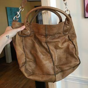 Liebeskind Handbags - Liebeskind large cross body leather