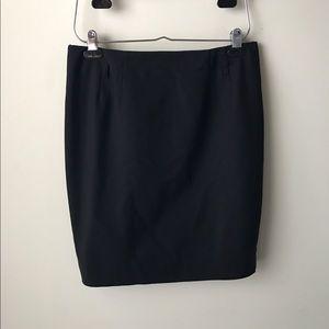 Amanda & Chelsea Dresses & Skirts - Amanda & Chelsea black career skirt
