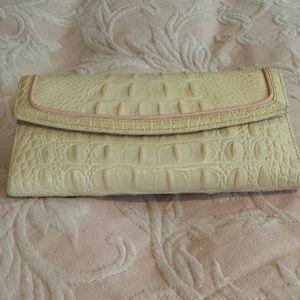 Brahmin Handbags - Brahmin soft check book /wallet