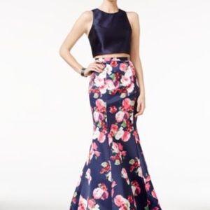 Xscape Dresses & Skirts - two piece mermaid dress*