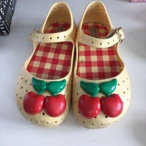 Mini Melissa Other - Mini Melissa toddler shoes