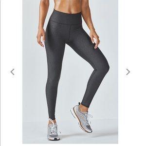 Fabletics Pants - Fabletics Lisette high waisted legging! GREY 🆕🆕