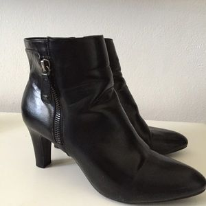 Bandolino Shoes - Black Booties