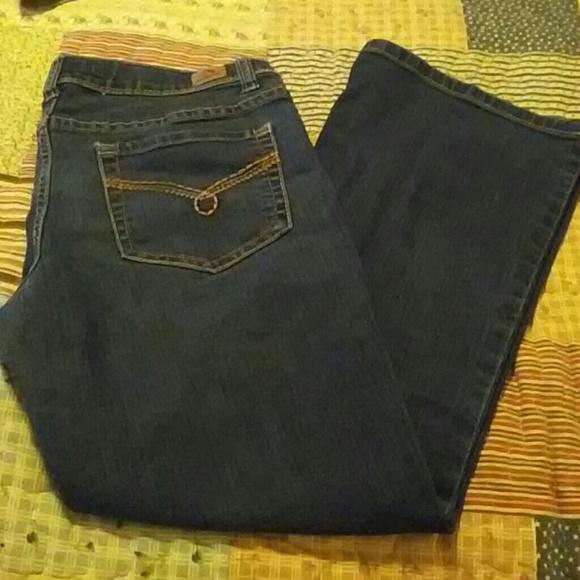 Jordache Other - Jordache Dark Wash Bootcut Jeans