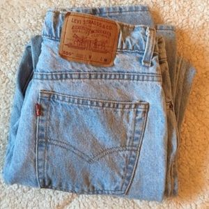 Urban Outfitters Denim - High Waisted Vintage Levi Jeans