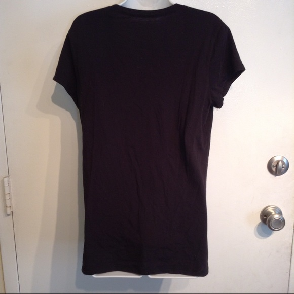 Plus Size Black Tee Shirt 51