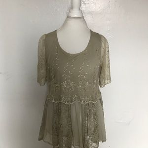 Tops - Free people blouse
