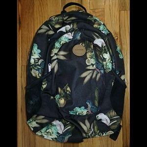 Dakine Other - Dakine Bird Leaves Print Backpack - NWT