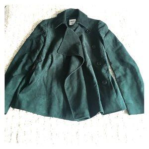 Moschino Jackets & Blazers - Moschino Cheap And Chic Button Front Cape Jacket