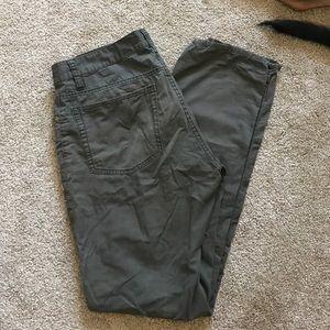 John Varvatos Other - Men's John Varvatos army green pants