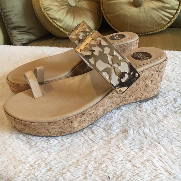 3faa22f8b2 exe Shoes | Wedge Sandals | Poshmark